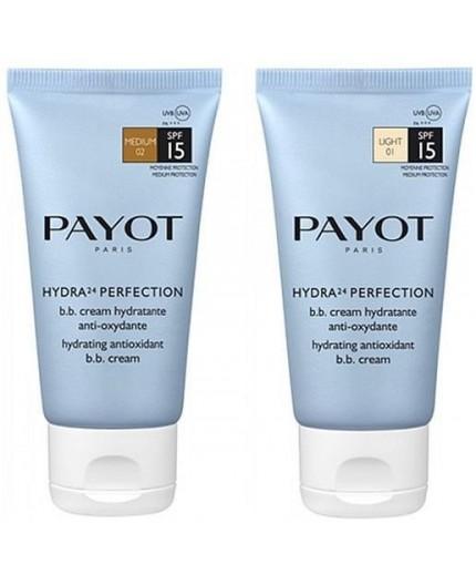 PAYOT Les Hydro-Nutritives SPF15 Krem BB 50ml 01 Light