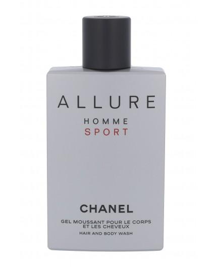 Chanel Allure Homme Sport Żel pod prysznic 200ml