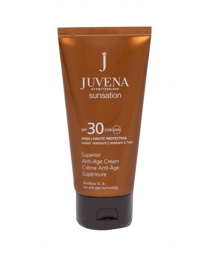 Juvena Sunsation Superior Anti-Age Cream SPF30 Preparat do opalania twarzy 75ml