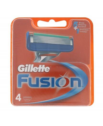 Gillette Fusion Wkład do maszynki 4szt