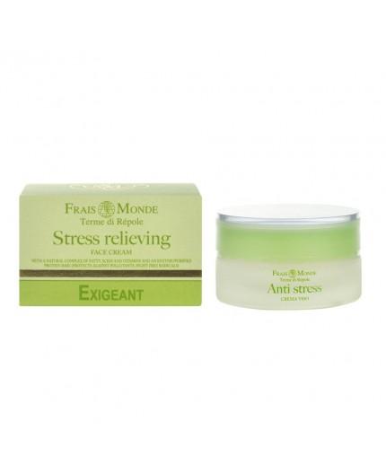 Frais Monde Exigeant Stress Relieving Face Cream Krem do twarzy na dzień 50ml