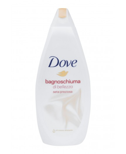 Dove Silk Glow Pianka do kąpieli 700ml