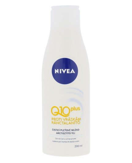 Nivea Q10 Plus Mleczko do demakijażu 200ml