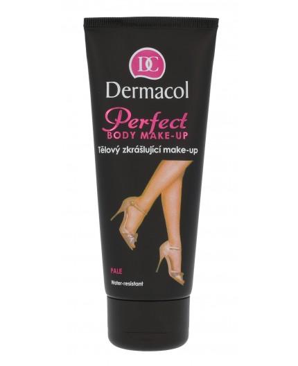 Dermacol Perfect Body Make-Up Samoopalacz 100ml Pale