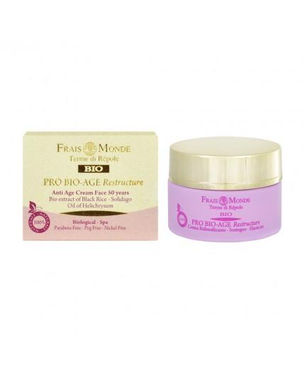 Frais Monde Pro Bio-Age Restructure AntiAge Face Cream 50Years Krem do twarzy na dzień 50ml