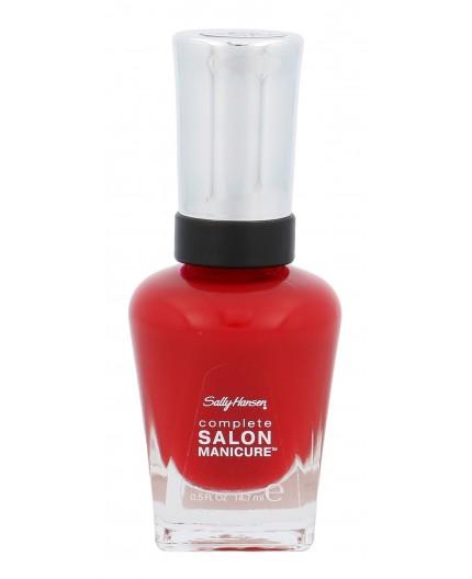 Sally Hansen Complete Salon Manicure Lakier do paznokci 14,7ml 570 Right Said Red