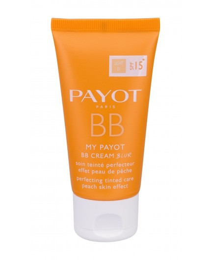 PAYOT My Payot BB Cream Blur SPF15 Krem BB 50ml 01 Light tester