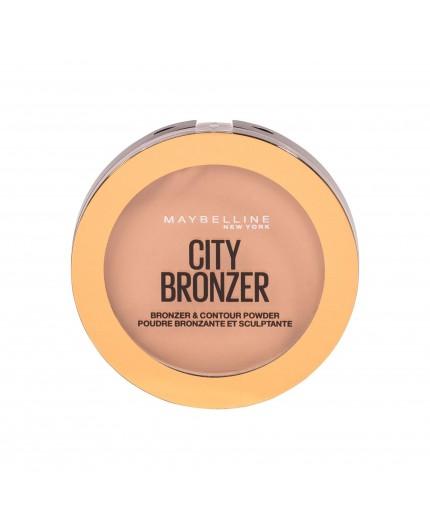 Maybelline City Bronzer Bronzer 8g 100 Light Cool