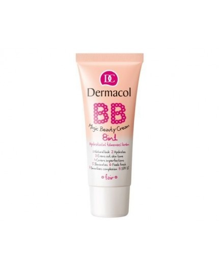 Dermacol BB Magic Beauty Cream SPF15 Krem BB 30ml Fair
