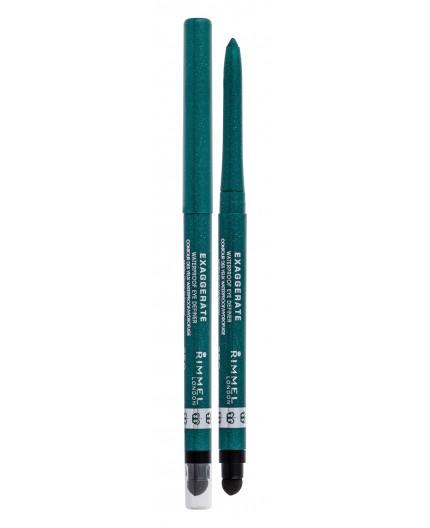 Rimmel London Exaggerate Kredka do oczu 0,28g 250 Emerald Sparkle