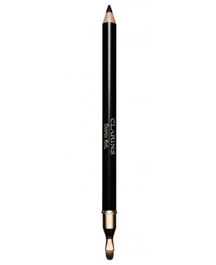 Clarins Crayon Khol With Brush & Sharpener Kredka do oczu 1,05g 01 Intense Black