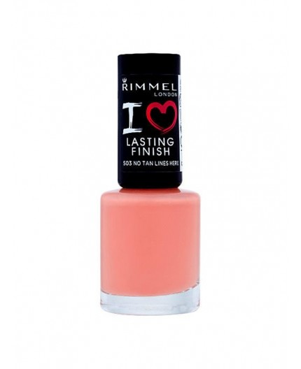 Rimmel London I Love Lasting Finish Lakier do paznokci 8ml 703 Pear Drop