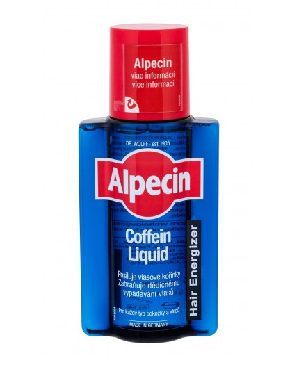 Alpecin Caffeine Liquid Hair Energizer Serum do włosów 200ml