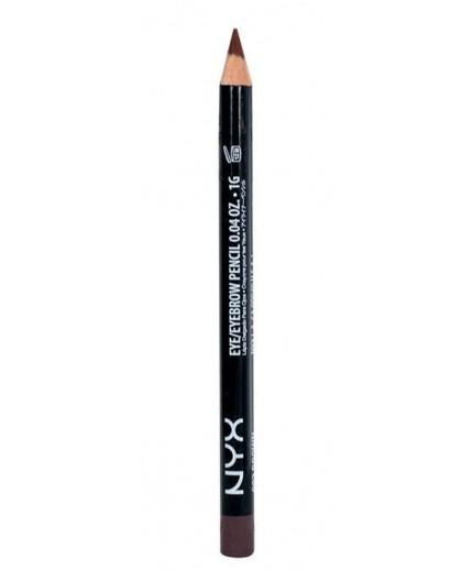NYX Professional Makeup Eye And Eyebrow Pencil Kredka do oczu 1,1g 904 Light Brown