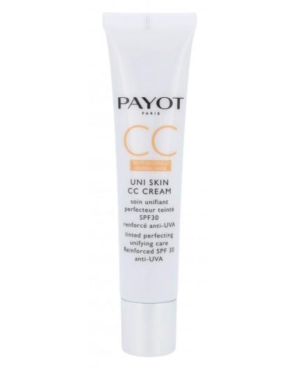 PAYOT Uni Skin SPF30 Krem CC 40ml tester