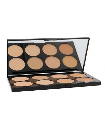 Makeup Revolution London Ultra Cover And Conceal Palette Korektor 10g Light-Medium