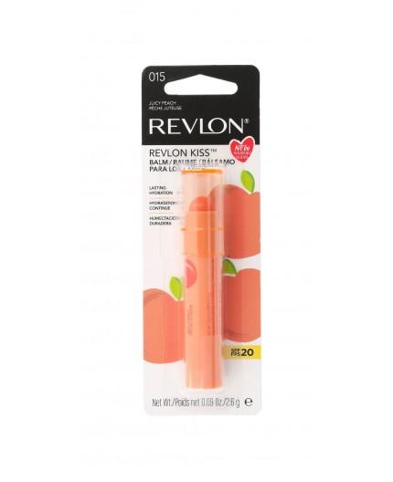 Revlon Revlon Kiss SPF20 Balsam do ust 2,6g 015 Juicy Peach