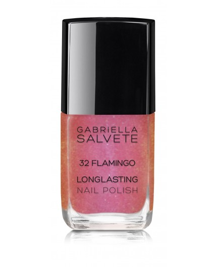 Gabriella Salvete Longlasting Enamel Lakier do paznokci 11ml 32 Flamingo
