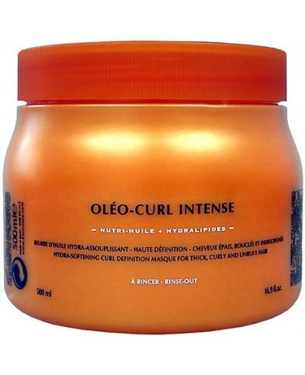 Kérastase Nutritive Oléo-Curl Intense Maska do włosów 500ml