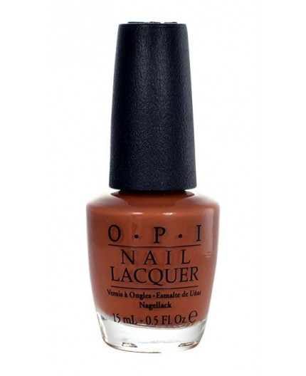 OPI Nail Lacquer Lakier do paznokci 15ml SR 6R5 Espresso Your Style!
