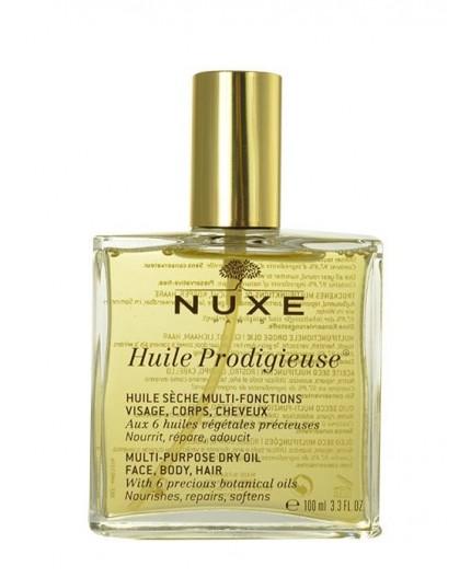 NUXE Huile Prodigieuse Multi Purpose Dry Oil Face, Body, Hair Olejek do ciała 100ml tester