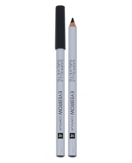 Gabriella Salvete Eyebrow Contour Kredka do brwi 0,28g 04 Graphite