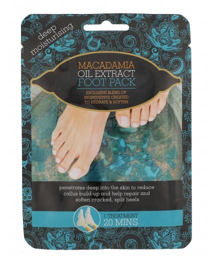 Xpel Macadamia Oil Extract Foot Pack Krem do stóp 1szt