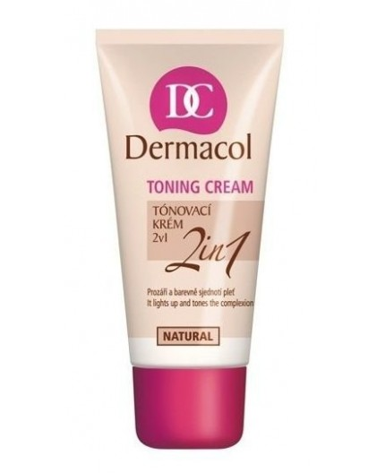 Dermacol Toning Cream 2in1 Krem BB 30ml 05 Bronze
