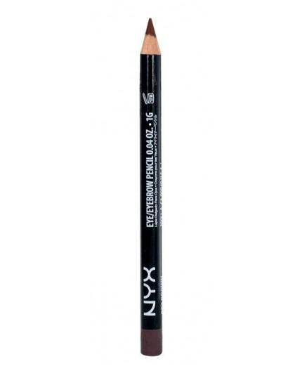 NYX Professional Makeup Eye And Eyebrow Pencil Kredka do oczu 1g 919 Gray