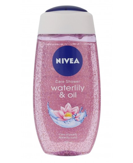 Nivea Waterlily & Oil Żel pod prysznic 250ml