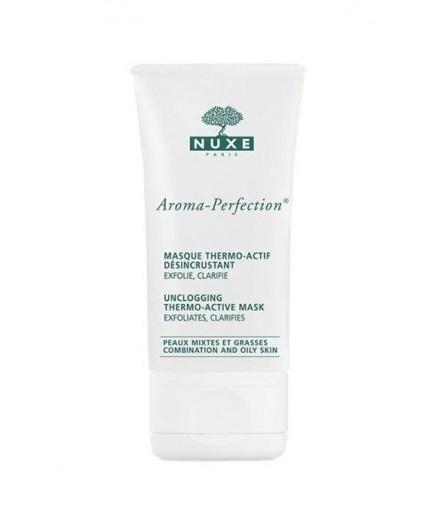 NUXE Aroma-Perfection Unclogging Thermo-Active Mask Maseczka do twarzy 40ml