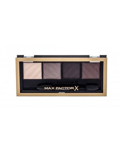 Max Factor Smokey Eye Drama Matte Cienie do powiek 1,8g 30 Smokey Onyx