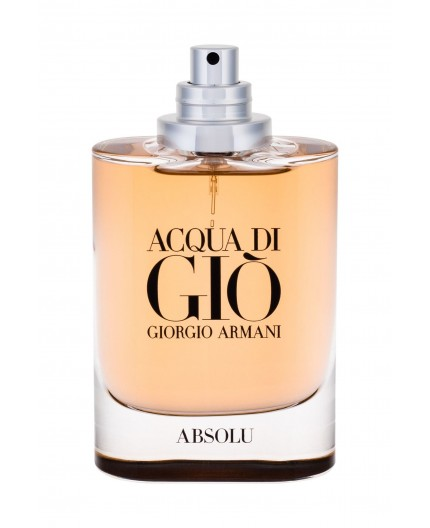 Giorgio Armani Acqua di Gio Absolu Woda perfumowana 75ml tester