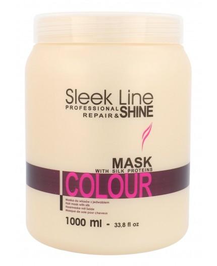 Stapiz Sleek Line Colour Maska do włosów 1000ml