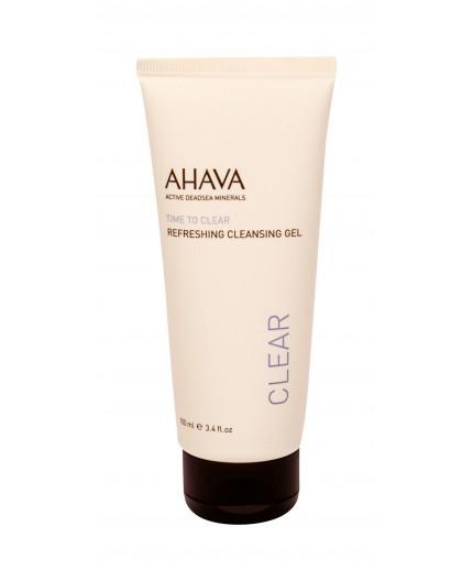 AHAVA Clear Time To Clear Żel oczyszczający 100ml