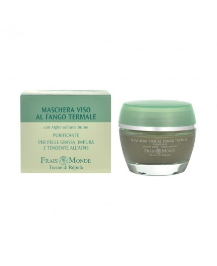 Frais Monde Cleansing Thermal Spring Mud Face Mask Maseczka do twarzy 50ml