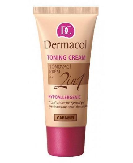 Dermacol Toning Cream 2in1 Krem BB 30ml 06 Caramel