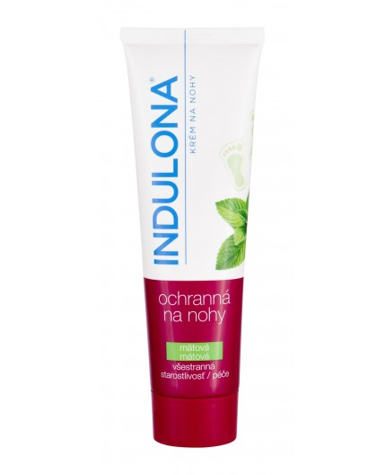 INDULONA Protective Mint Krem do stóp 85ml