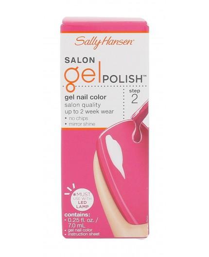 Sally Hansen Salon Gel Polish Step 2 Lakier do paznokci 7ml 210 Back To The Fuchsia