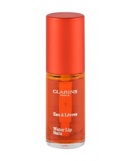 Clarins Water Lip Stain Błyszczyk do ust 7ml 02 Orange Water