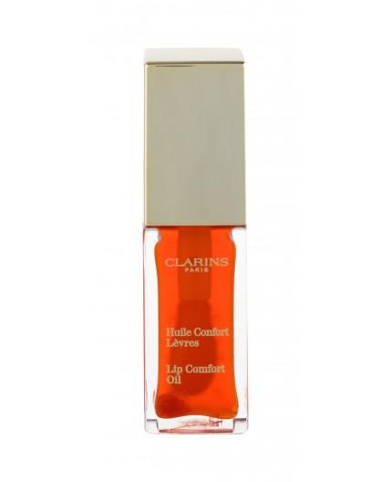 Clarins Instant Light Lip Comfort Oil Błyszczyk do ust 7ml 05 Tangerine