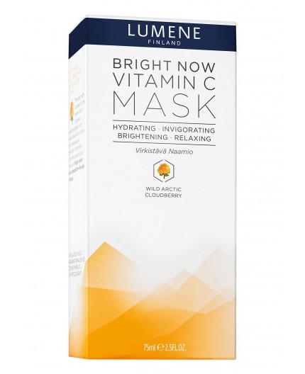 Lumene Bright Now Vitamin C Maseczka do twarzy 75ml