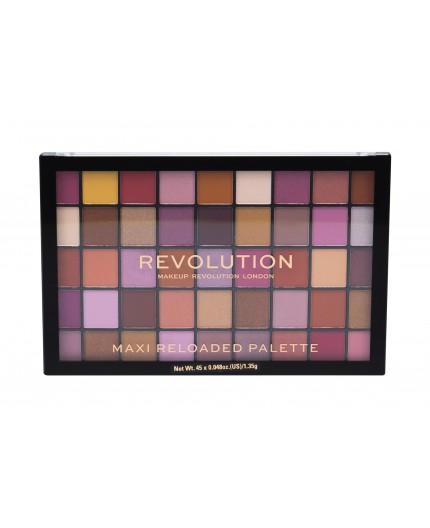 Makeup Revolution London Maxi Re-loaded Cienie do powiek 60,75g Big Big Love
