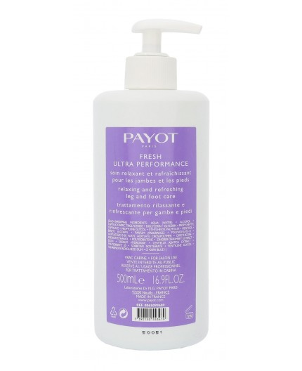 PAYOT Le Corps Relaxing And Refreshing Leg And Foot Care Krem do stóp 500ml