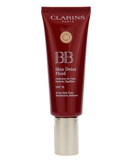 Clarins BB Skin Detox Fluid SPF25 Krem BB 45ml 00 Fair tester