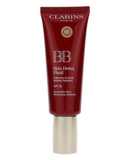 Clarins BB Skin Detox Fluid SPF25 Krem BB 45ml 03 Dark tester