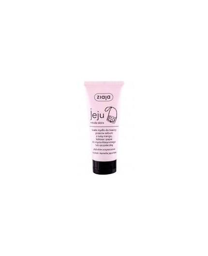 Ziaja Jeju White Face Soap Żel oczyszczający 75ml