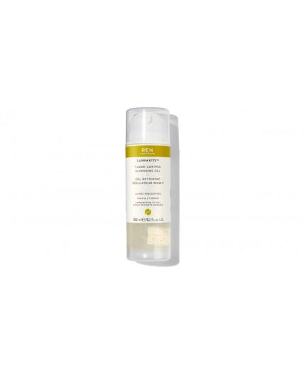 Ren Clean Skincare Clarimatte T-Zone Control Żel oczyszczający 150ml
