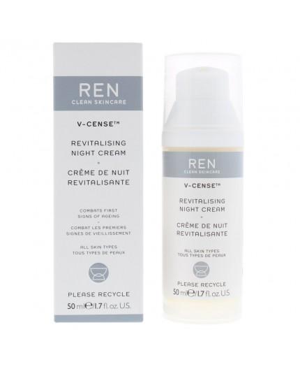 Ren Clean Skincare V-Cense Revitalising Krem na noc 50ml