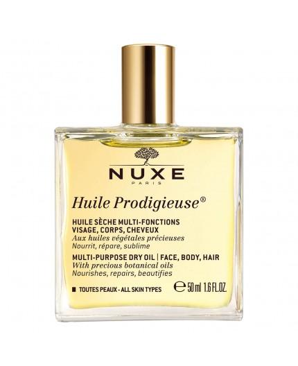 NUXE Huile Prodigieuse Multi Purpose Dry Oil Face, Body, Hair Olejek do ciała 50ml tester